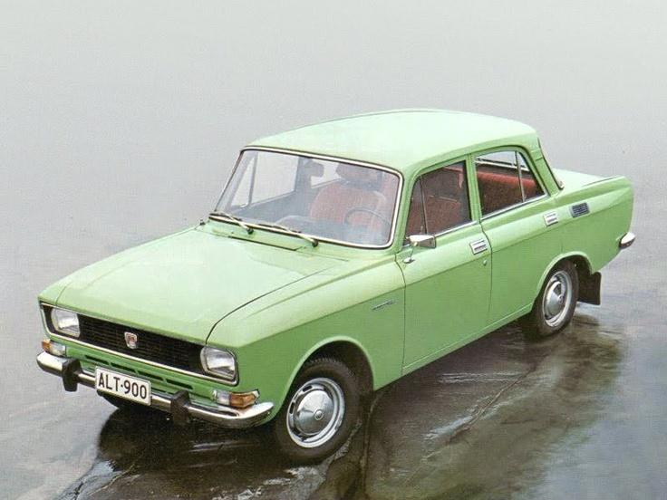 Best Moskvitch Images On Pinterest Soviet Union Vintage Cars