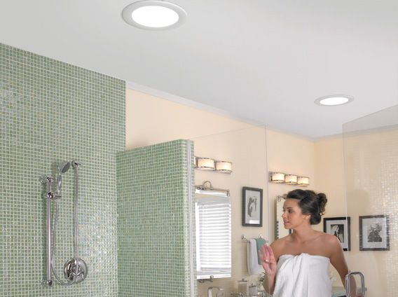Fill your bathroom with natural light!