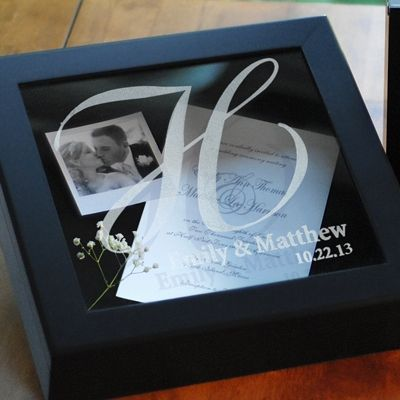 wedding  shadow boxes | The Wedding Shadow Box Set - Wedding Collectibles