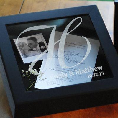 wedding  shadow boxes | The Wedding Shadow Box Set - Wedding Collectibles