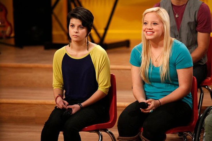 Shanna & Nellie: Projects Seasons, Glee Projects, Projects People