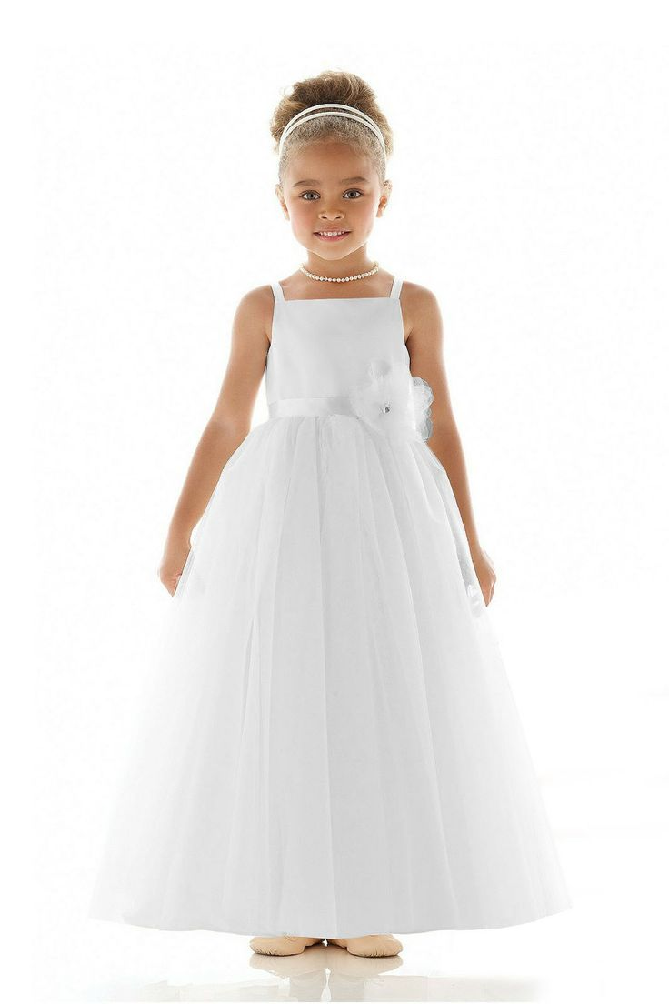 Your daughter will be the cutest princess ever! Thanks to our Flower Girl Dresses. Shop now on http://www.adollia.com/flower-girl-dresses.html