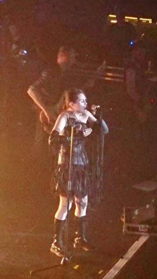 Within Temptation Hydra Tour Live at O2 Academy Birmingham UK (16/04/2014)