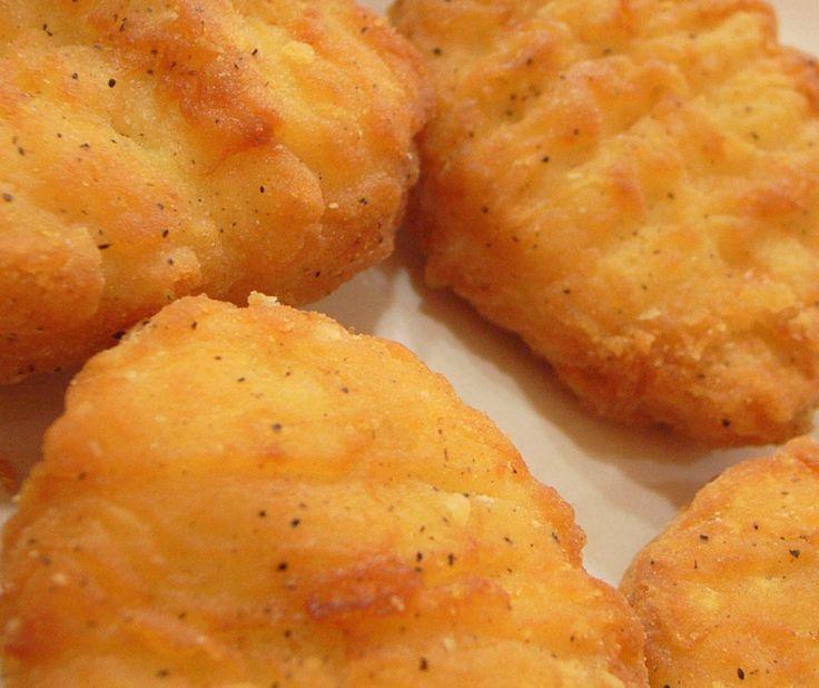 Los tradicionales nuggets de pollo que encuentras en la comida rápida pero hechos por ti misma. ¿¡Qué esperas a prepararlos¡?