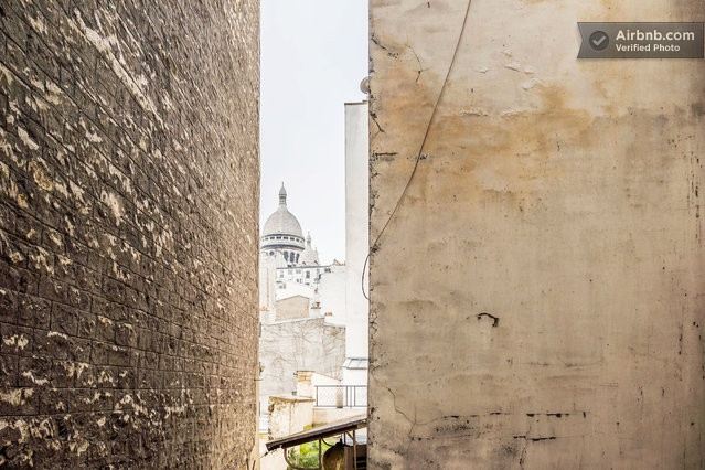 Parisien apartment near Montmartre in Paris - $100/night