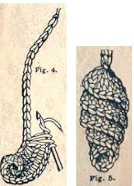 Diadema Rusa en Crochet Patron | Patrones para Crochet