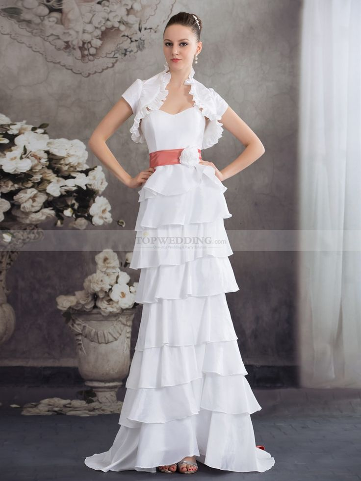25 Cute Taffeta Wedding Dresses Ideas On Pinterest