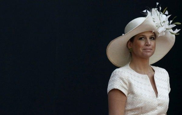crown princess maxima of the netherlands // so chic