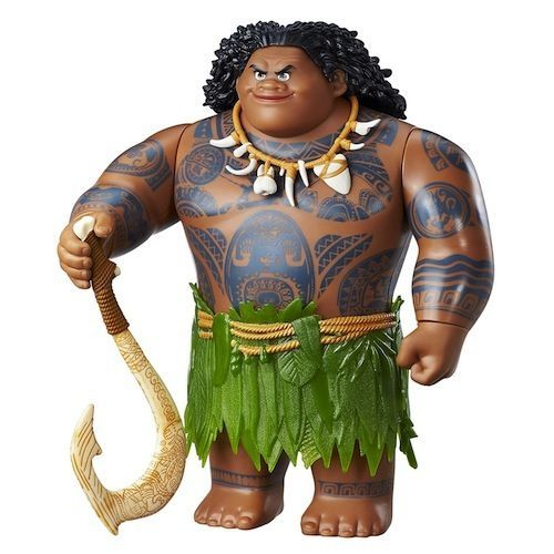 Disney Princess Moana Doll - Maui The Demigod  #hasbro