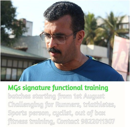 MGs functional training