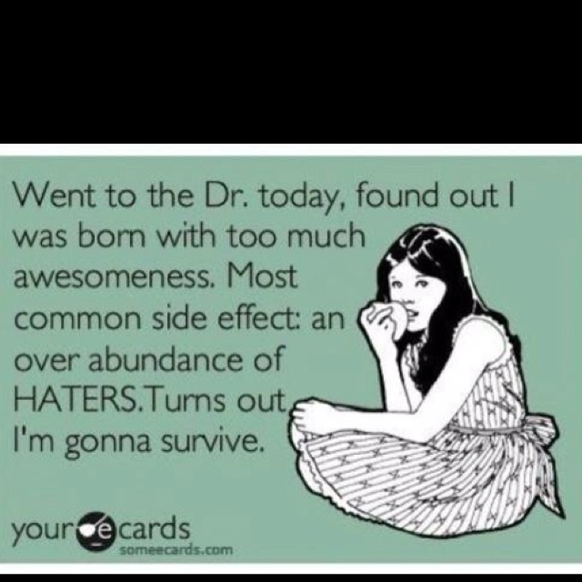 Ha: Truths Hurts, The Doctors, Awesome, Quote, Funny, Humor, Things, Ecards, True Stories