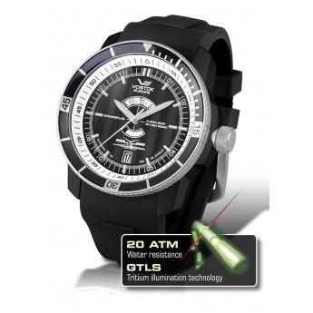 Reloj Vostok Ekranoplan Automatico Caucho Negro  http://www.tutunca.es/reloj-vostok-ekranoplan-automatico-caucho-negro