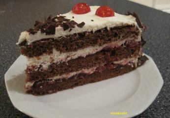 Heerlijke Rzept voor een Zwarte Woud Cake