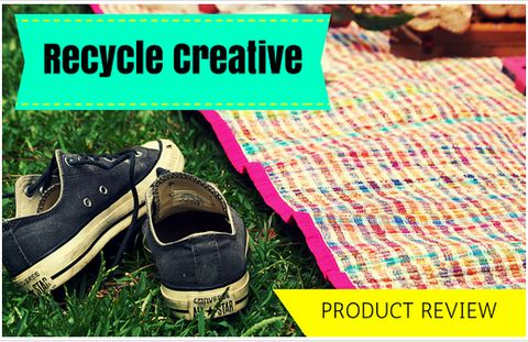 Recycle Creative - Product Review - Don't take our word for it! -
