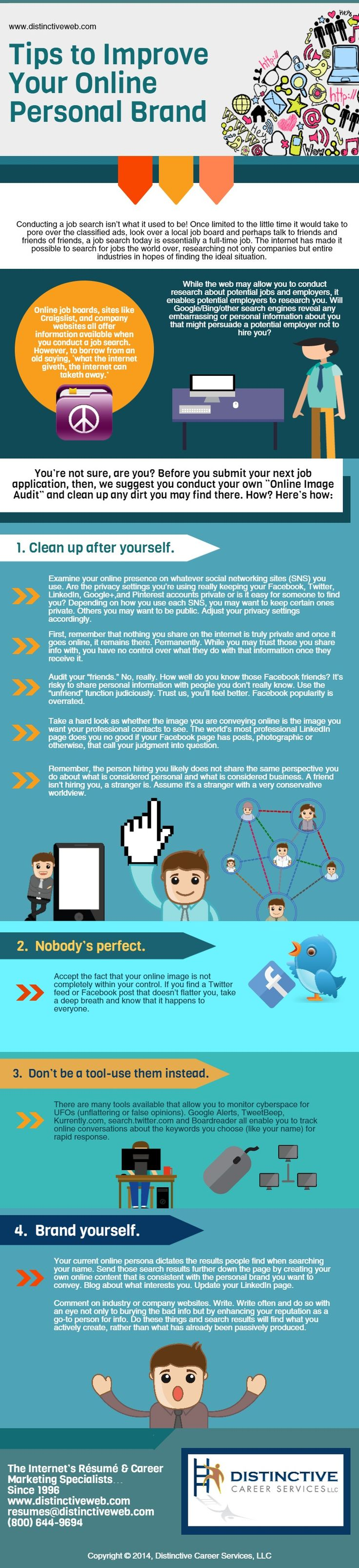 best images about career job search infographics an inforgraphic of four useful to improve your and on the internet
