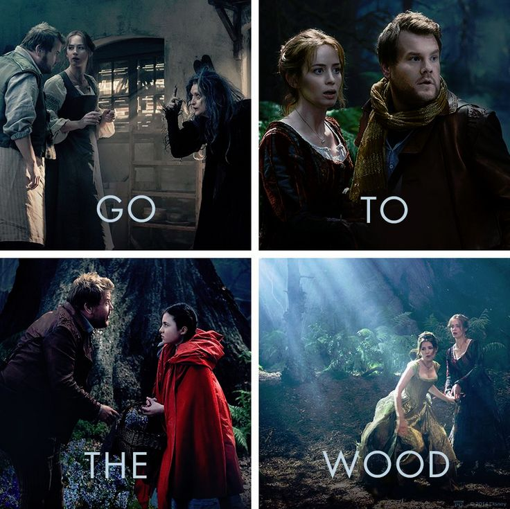 Into the Woods film review
