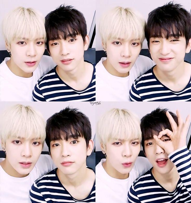 Obrigada pela existência de Jackson e Jinyoung
