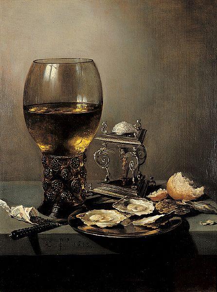 Pieter Claesz (c. 1597–1 January 1660), Still life.
