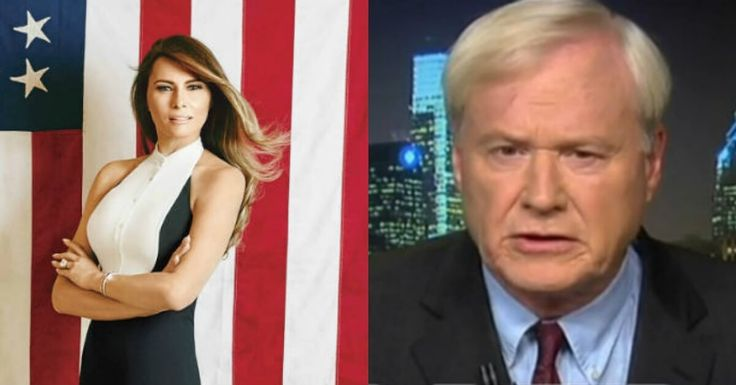 WATCH: Forget Trump's Hot Mic... Here's Chris Matthews' Hot Mic MELANIA Comment