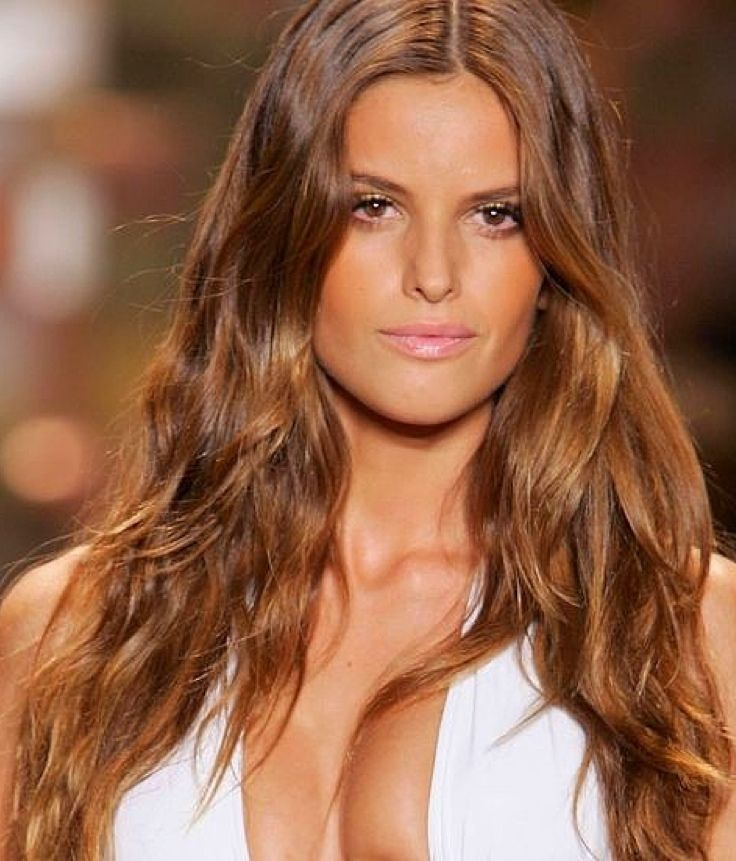 10 SuperFresh Hairstyles for Brown Hair with Caramel