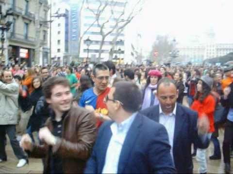 Flashmob 21/3/2010