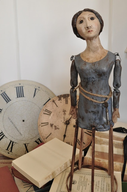 Jennifer D. Rizzo Designs: Santos Cage Dolls and art dolls