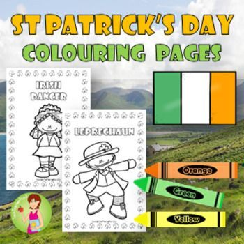 A great bundle of St Patrick's Day Coloring Sheets suitable for K-1 Students. Perfect for seasonal fun or exploring celebrations from other countries.Contains 10 black and white pages ready to print and colour.This product is also available in the Ireland Bundle Activities, Information Slides, Games, Literacy, MathAligns with the Year 2 Australian Curriculum ACARA for HASS: Geography: identifying countries in the world and their connections to them.Please study the preview images to ensure…
