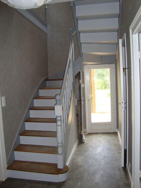 peindre escalier en bois - Recherche Google