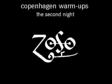 Led Zeppelin Rare Bootleg Copenhagen Warm-Ups * Rain Song *