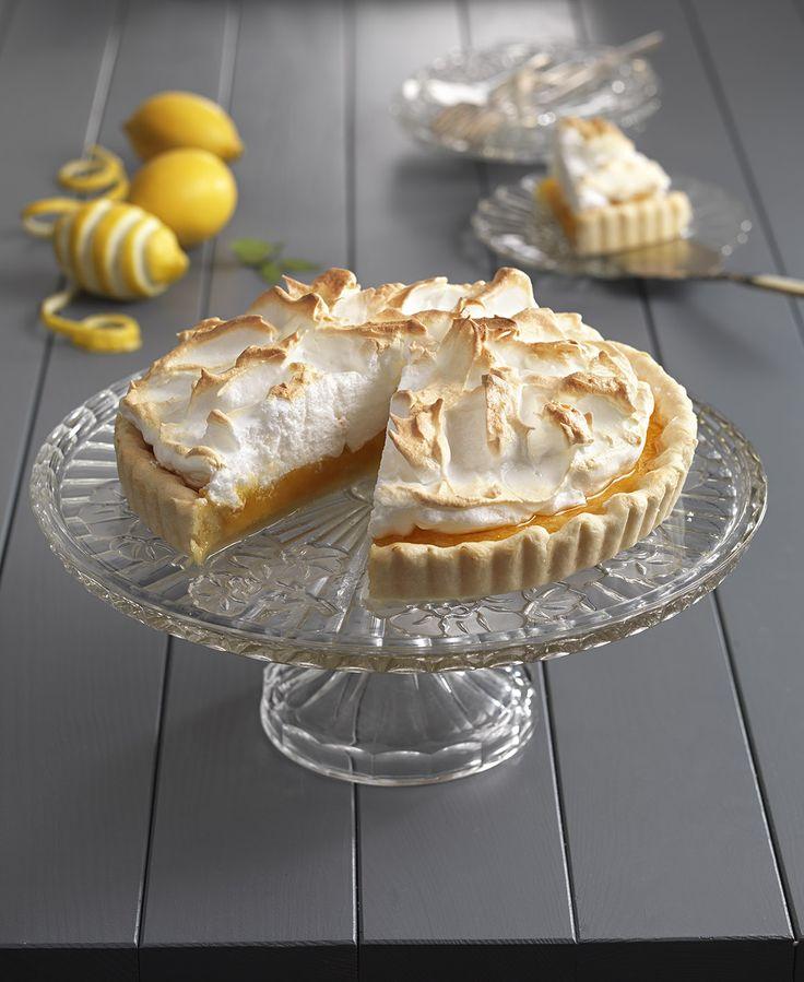 Das süße Highlight für dein Fest: unsere Zitronen-Tarte mit Baiserhaube