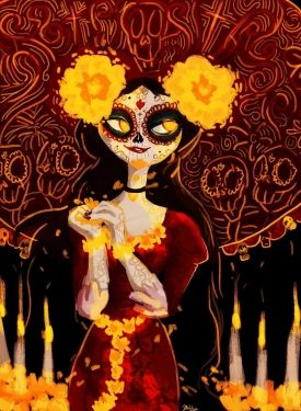 Guillermo del Toro's The Book of Life Hot Topic Clothing Line  #LatinoHeritageLA