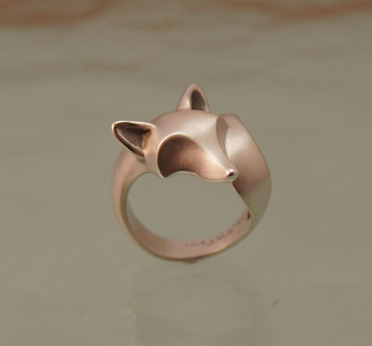 Handmade Rings Inspired by the Beauty of Wild Beasts Designer Michael Tatom designs every piece in his shop by hand. Without the use technology, he constructs every item with old fashioned wax carving...