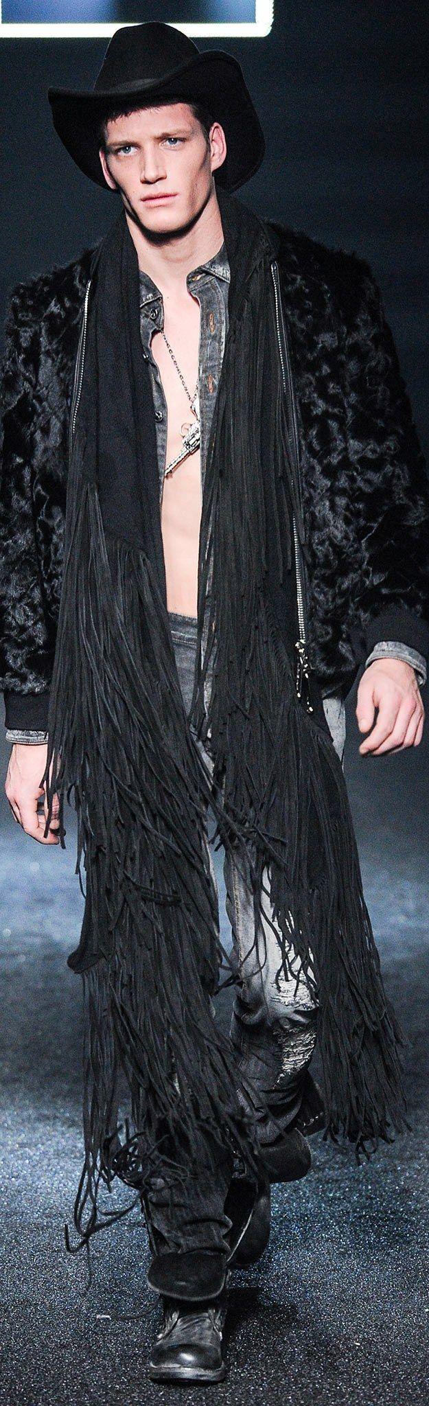 Philipp Plein Menswear Fall-Winter