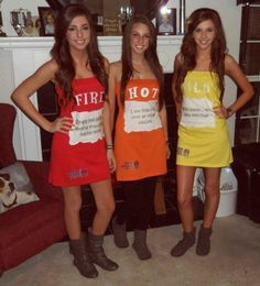 taco bell sauces halloween costumes an idea for halloween next year - Best Friends Halloween Ideas