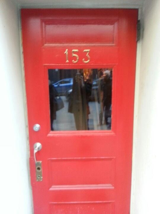 Dallas Showroom Door