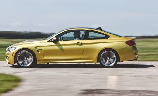2015 BMW M4 DCT Automatic