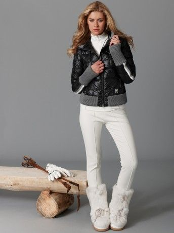 Bogner Keilhose Elaine | Ski fashion, Fashion, Winter fashion