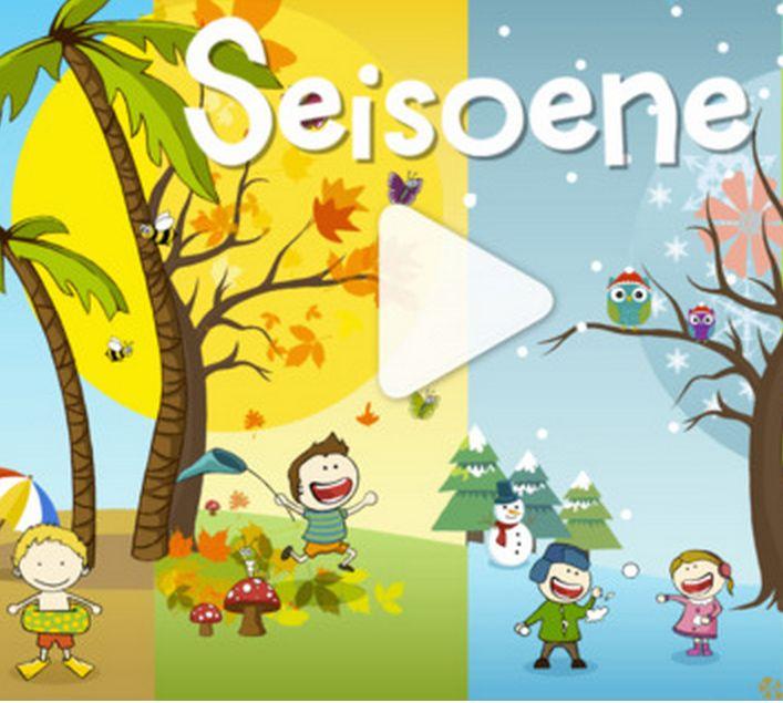 Seisoene iPad App https://itunes.apple.com/za/app/seisoene-deur-cleverkiddo/id688554942?mt=8&uo=4&at=1l3vuyN