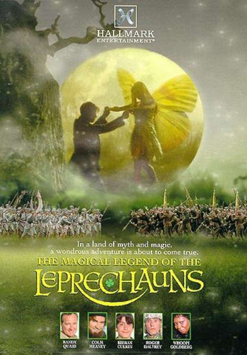 The Magical Legend of the Leprechauns. A necessity in this home!