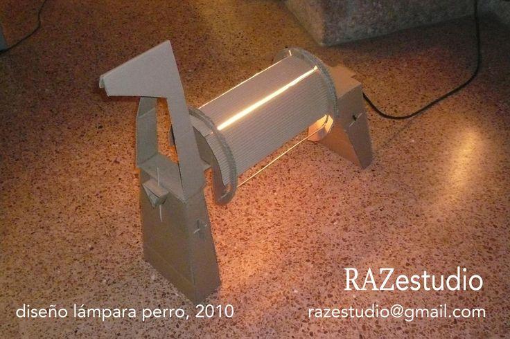 se diseñó en el 2010 para la asignatura de diseño, en ingeniería en diseño industrial de la Universidad de Málaga