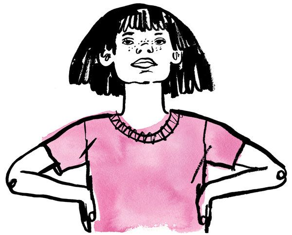 Why Do We Teach Girls That It's Cute to Be Scared?  by Caroline Paul  February 20, 2016