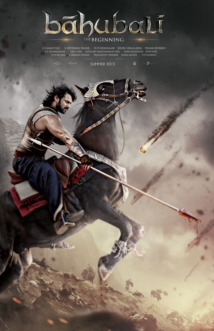 BAHUBALI comic con poster 2 on Behance