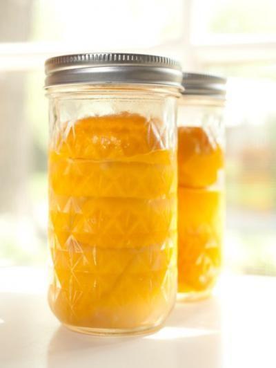 Recette - Citrons confits à l'huile d'olive - Proposée par 750 grammes