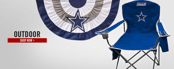 Dallas Cowboys gear is relatively to find. You can just enter any Dallas Cowboys shop and you will have your hands full with merchandise. You can mingle and make friends with other fans of the team in any Dallas Cowboy store.
