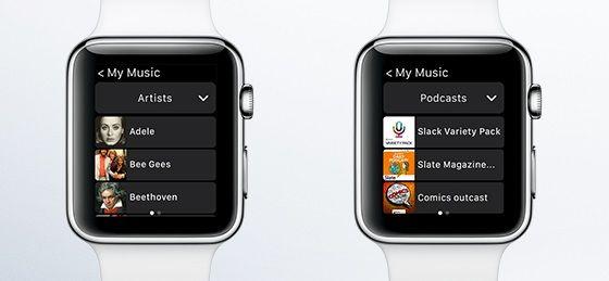 Deezer music streaming app launched for Apple Watch. #AppleWatch #Apple @AppleEden  #iOS #iPhone #iPad  #AppleEden
