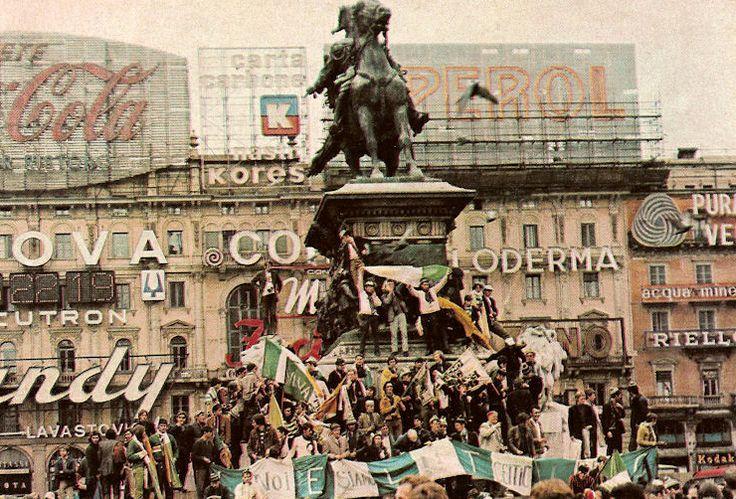 Milan, European Cup Final 1970.