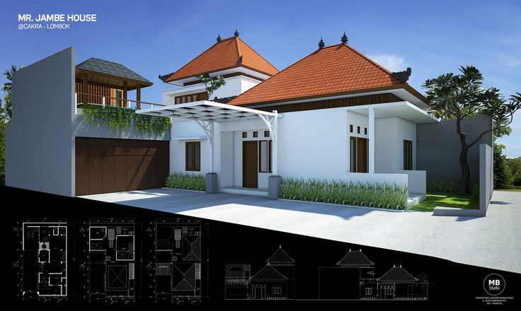 MR J HOUSE @CAKRA , LOMBOK , INDONESIA