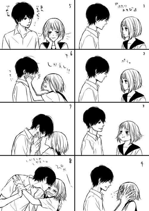cute! #manga(mirar de arriba a abajo de derecha a izquierda.~)