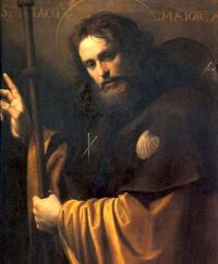 Catholic Culture article about St. James the Greater