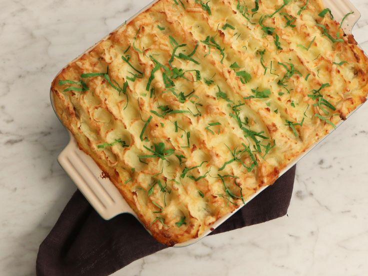 Cottage pie på vegofärs, Siri Barjes recept | Recept från Köket.se